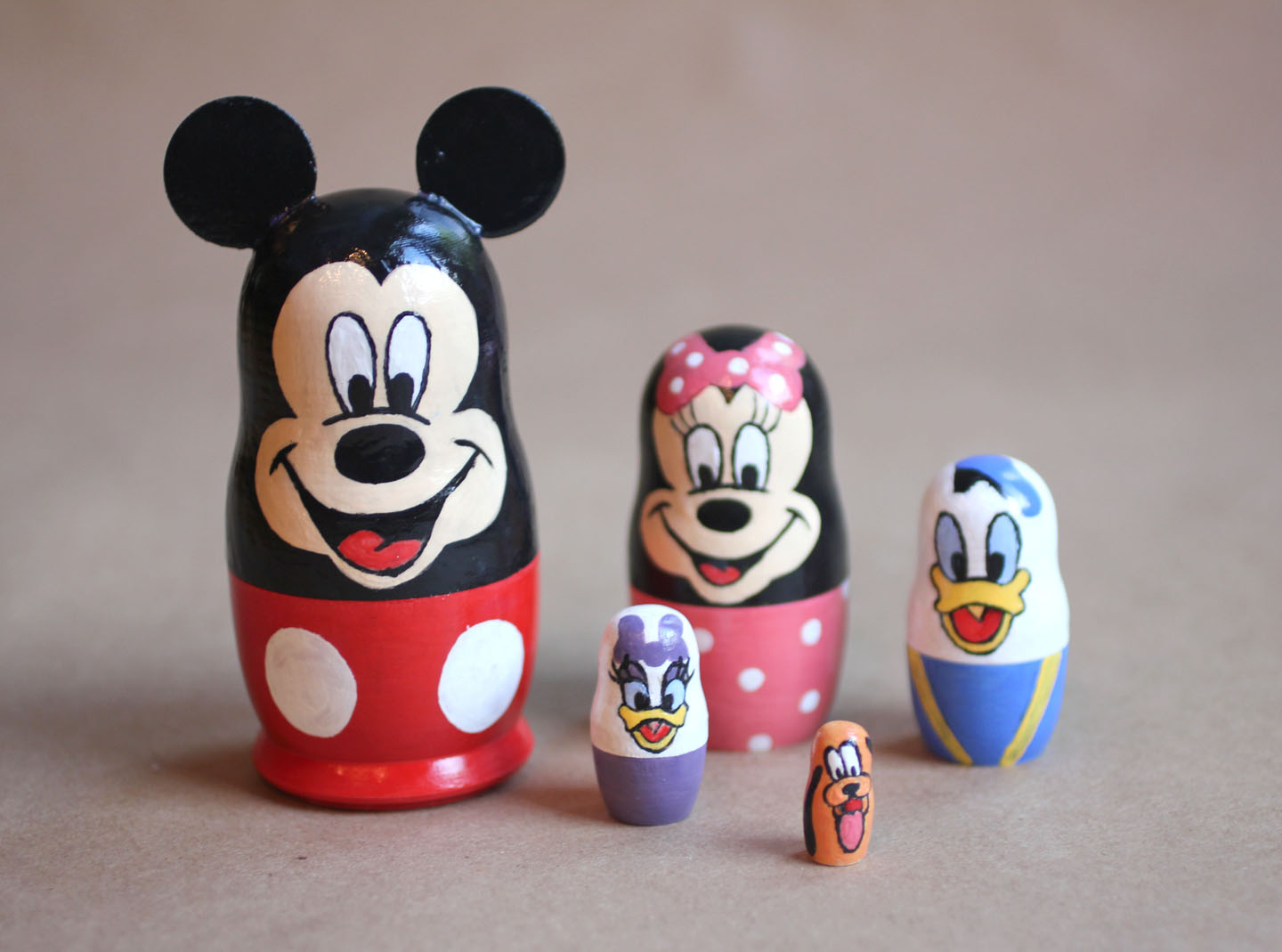 Disney Nesting Dolls Repeat Crafter Me
