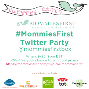 #MommiesFirst Twitter Party