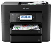Work Driver Download Epson WorkForce Pro WF-4740DTWF