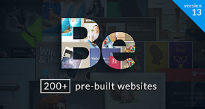 BeTheme comes with pre-built demos for easy installation