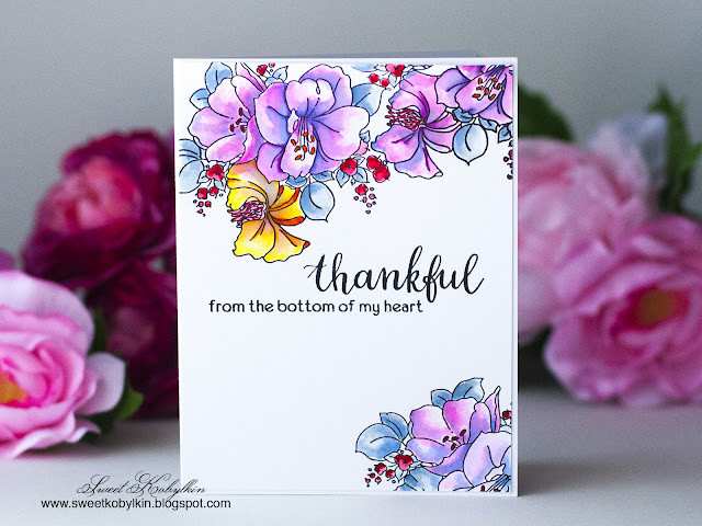 Thankful by Cherrylana Designs - Sweet Kobylkin