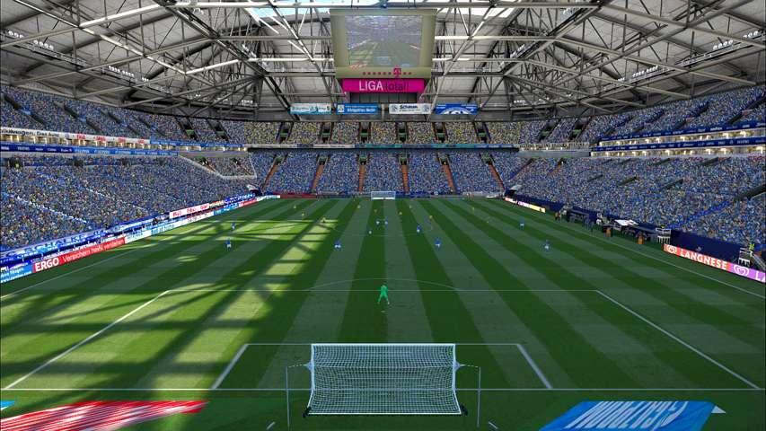 stadium veltins arena schalke 04 pes 2017 patch pes new patch pro evolution soccer. Black Bedroom Furniture Sets. Home Design Ideas