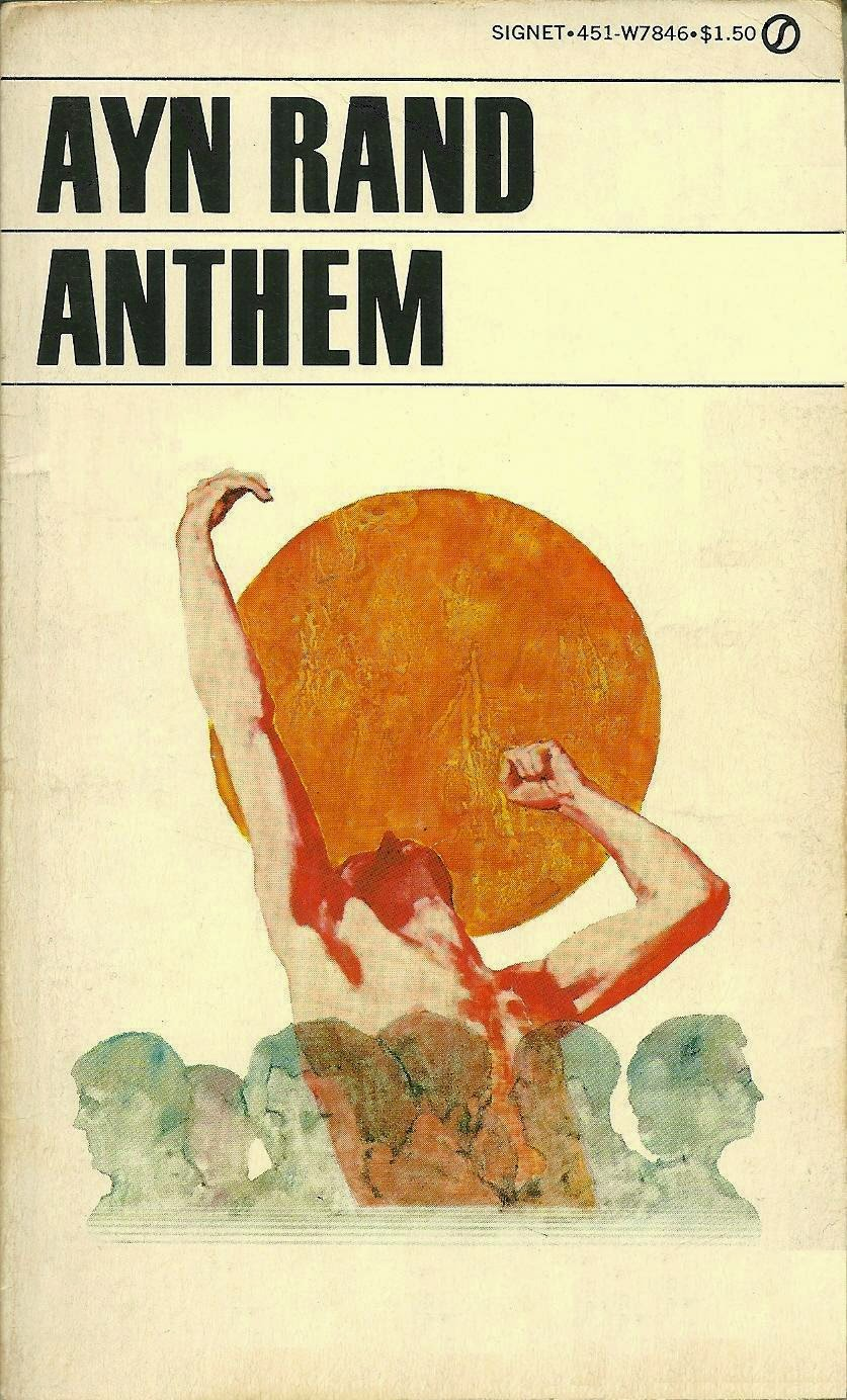 The Art Of Exmouth Anthem Ayn Rand