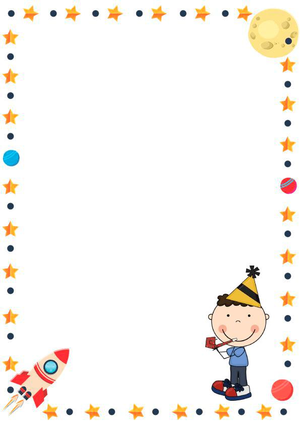 Caratulas de cuadernos para niño de inicial