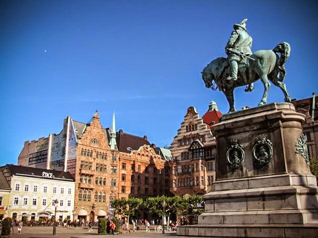 Malmö – Suécia
