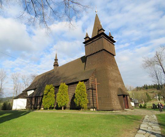 Kościół św. Jana Chrzciciela w Orawce.