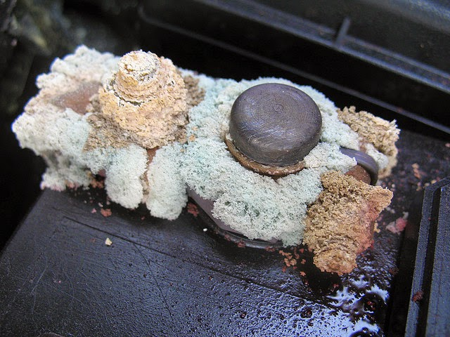 Summer Car Care: Clean Your Battery