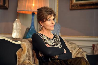 Фанни Ардан - французская актриса театра и кино, 2013