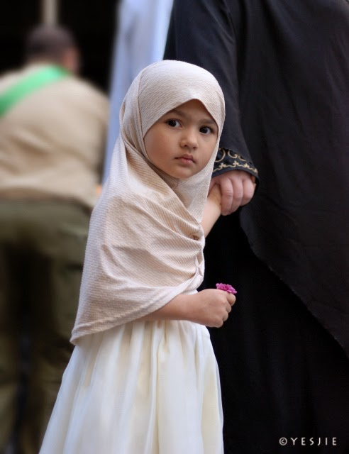 Babies Wearing Hijab In Ramadan B Amp G Fashion