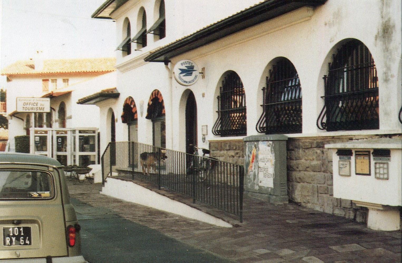 Euskal herria lehen pays basque d 39 antan l 39 histoire des for Bureau de poste 64
