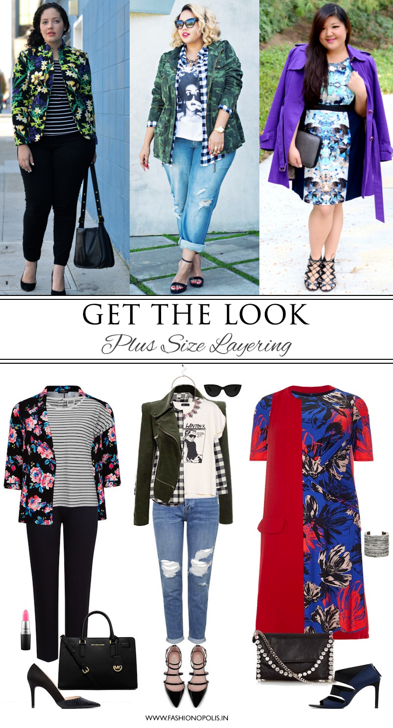 Plus Size Layering