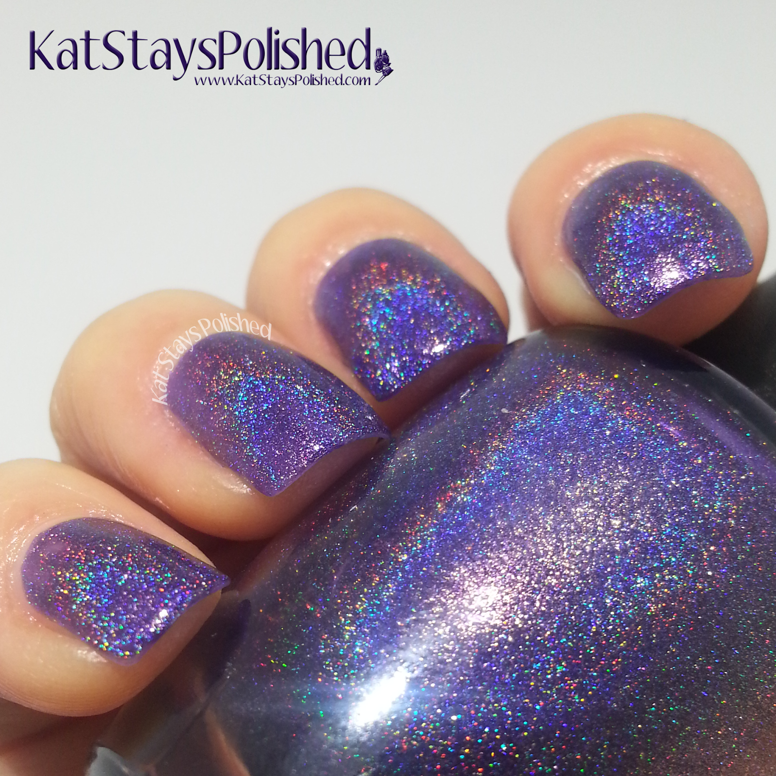 NailNation3000 - Psych-holo-gy | Kat Stays Polished