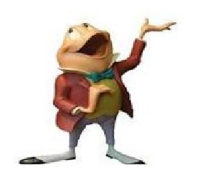 Mr Toad Poem