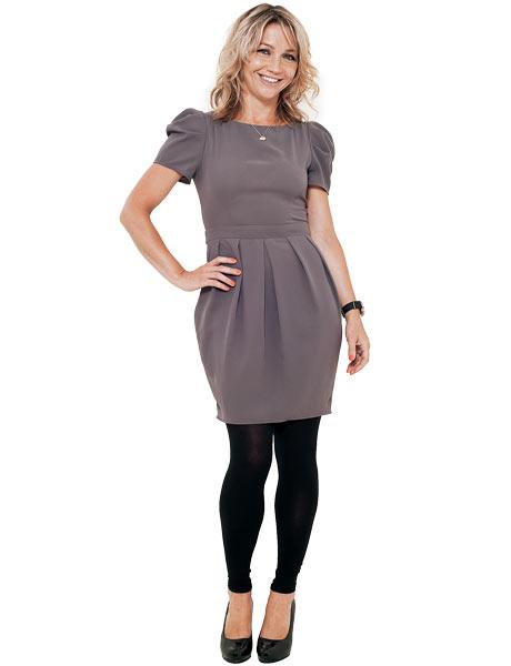 leggings with dresses - photo #5