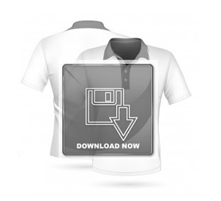 Download Template Kaos Polo Gratis