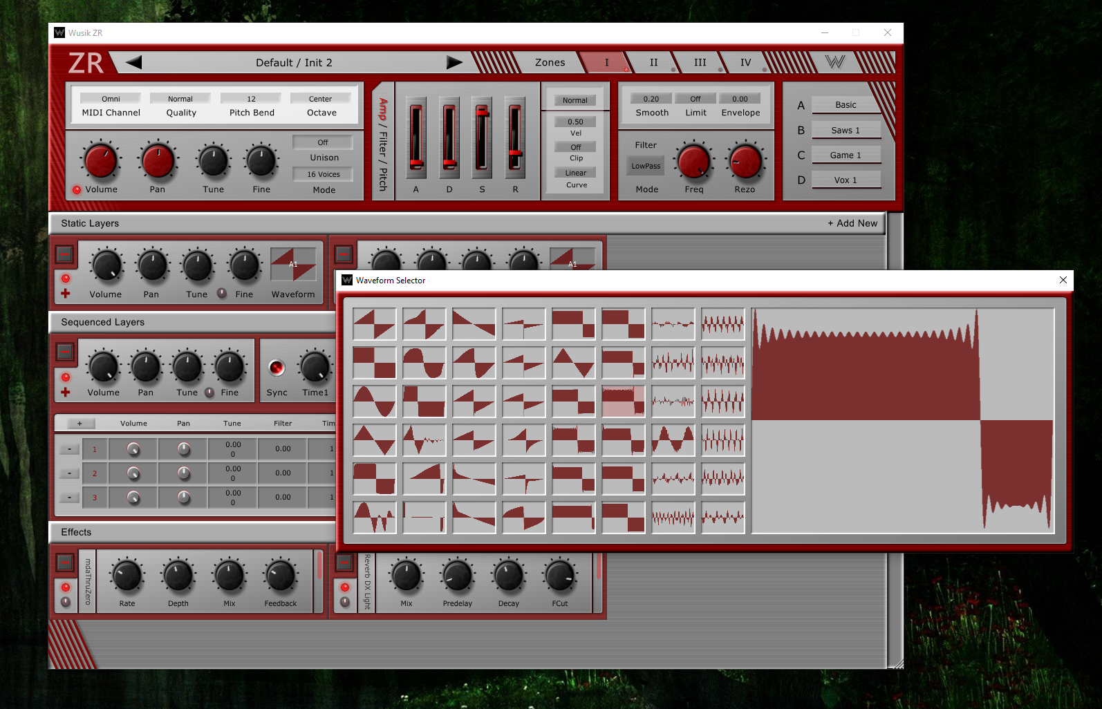 MATRIXSYNTH: Wusik ZR Single-Cycle Wave Playback Engine Released