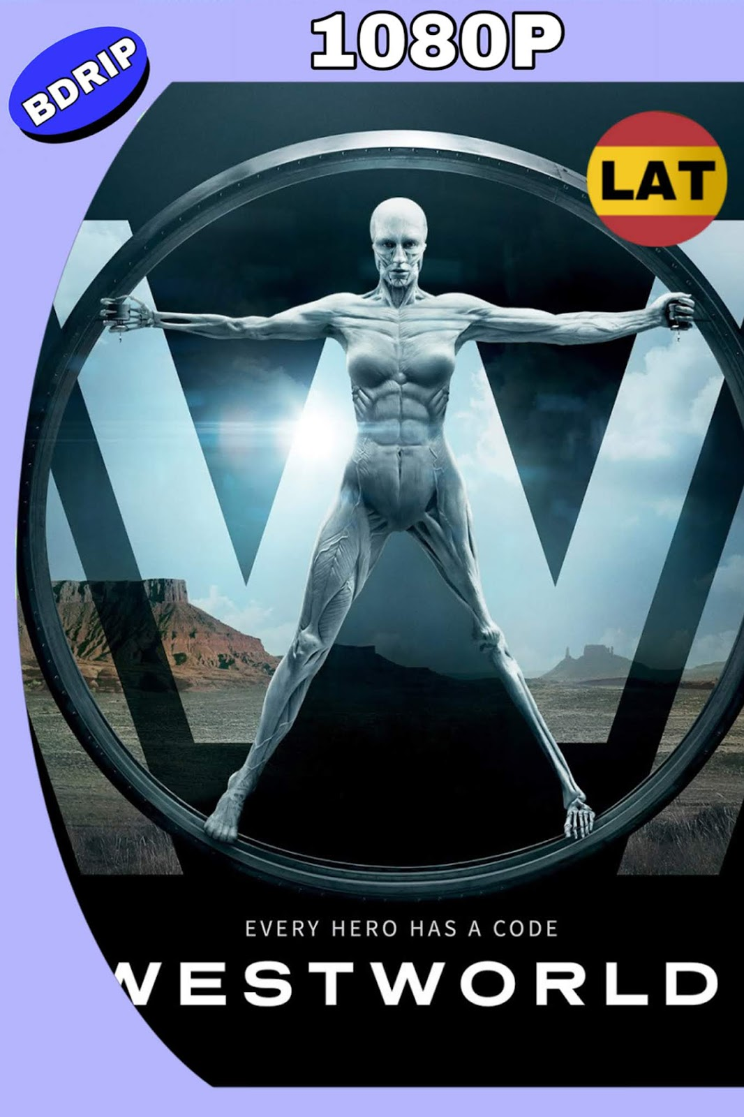 WESTWORLD 2016 TEMPORADA 1 HD BDRIP 1080P MKV