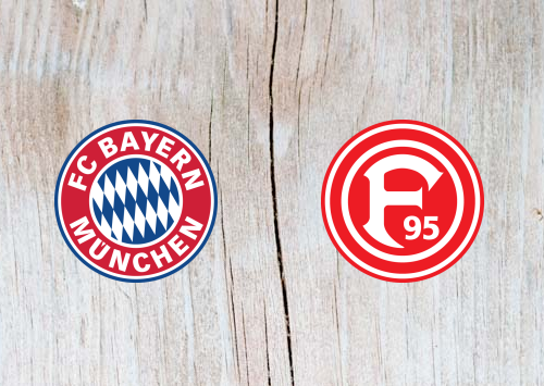 Bayern Munich vs Fortuna Duesseldorf Full Match & Highlights 24 November 2018