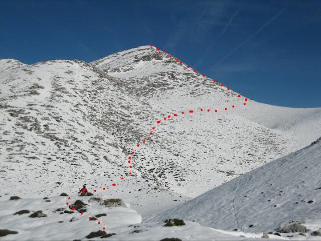 Rutas Montaña Asturias: Subida al Turbina