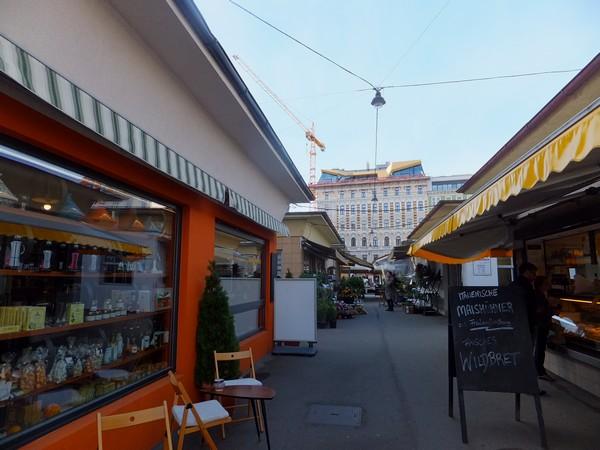 Vienne Vienna Wien Leopoldstadt karmelitermarkt