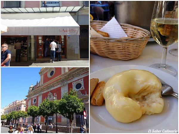 La Alicantina bar de tapas Sevilla