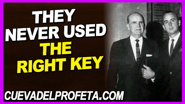 They never used the right key - William Marrion Branham Quotes