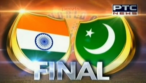 Watch India Vs Pakistan Final Kabaddi Match 2014