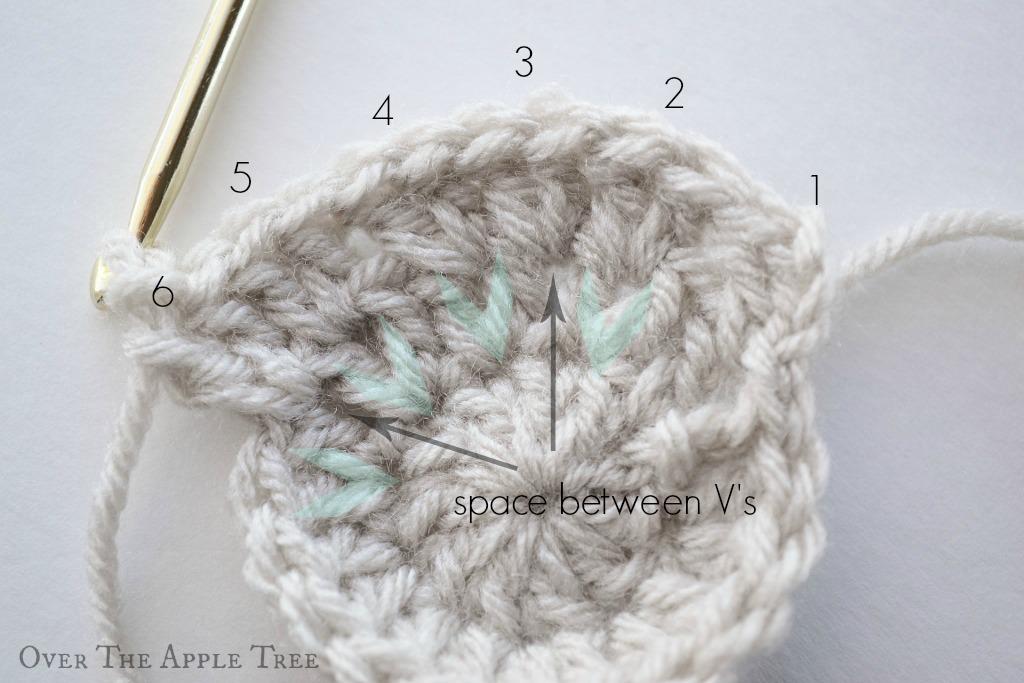 c1fae34ac Over The Apple Tree: V-Stitch Winter Beanie