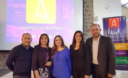 Marketing Activo: 10 años impulsando el marketing en el Ecuador