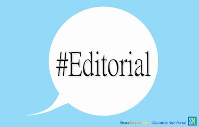 Pengertian Teks Editorial/Opini, Struktur dan Ciri Kebahasaannya