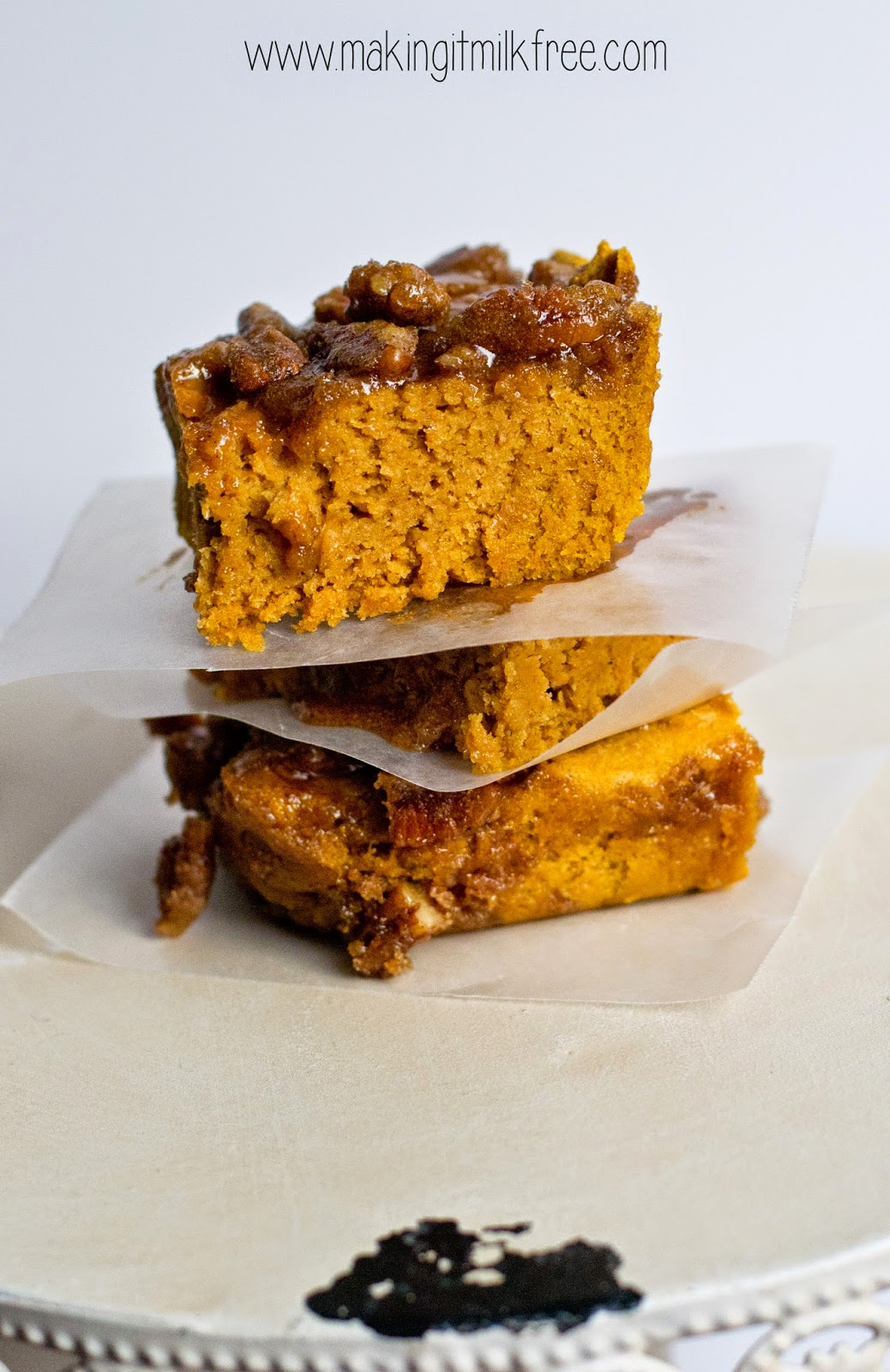 #glutenfree #vegan #pumpkin #coffee_cake
