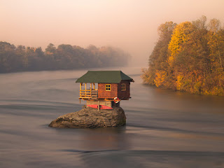 Amazing nice hd house in the river