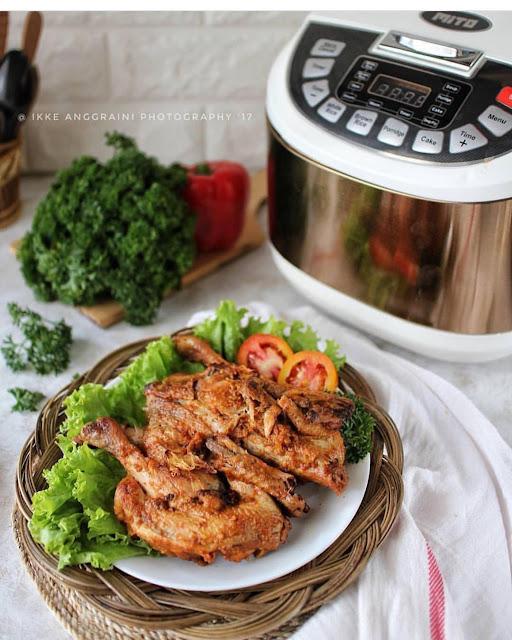 Resep Ayam Taliwang Rice Cooker Ala Rumahan By @ikke145