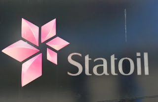 Norwegian oil company's Statoil logo is seen at their headquarters in Fornebu, Norway, June (Credit: Business Insider) Click to Enlarge.