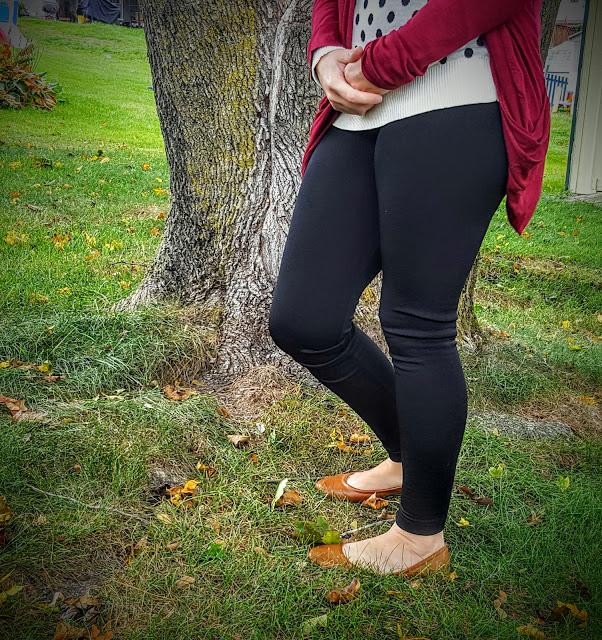 mtla kristin fleece legging