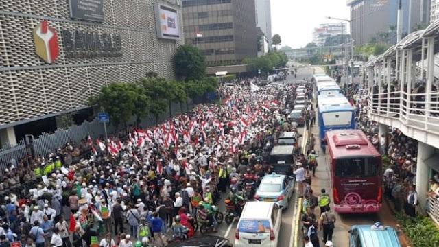 Tuding Kecurangan, kubu Prabowo tuntut Bawaslu 'diskualifikasi Jokowi-Ma'ruf Amin'