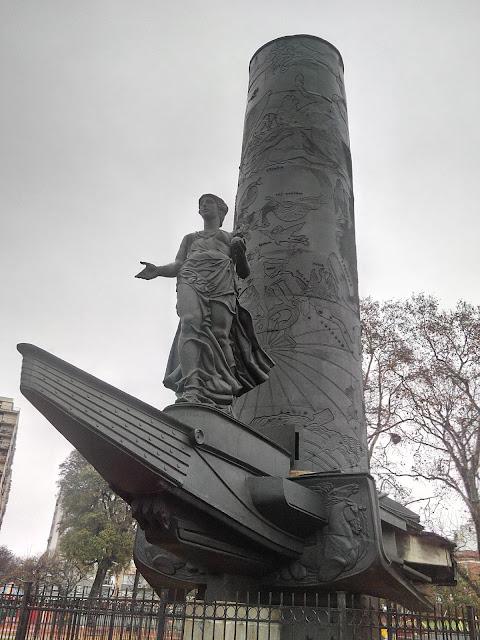 Parque Lezama, San Telmo, Buenos Aires