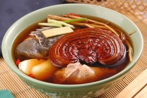 chế biến nấm linh chi thành món ăn