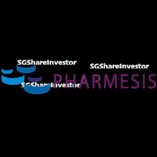 PHARMESIS INTERNATIONAL LTD. (SGX:BFK) @ SGinvestors.io