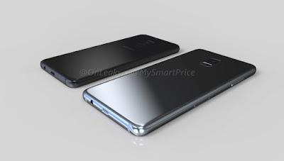 Thêm hình ảnh rõ nét của Galaxy A5 2018 và A7 2018 - 209081