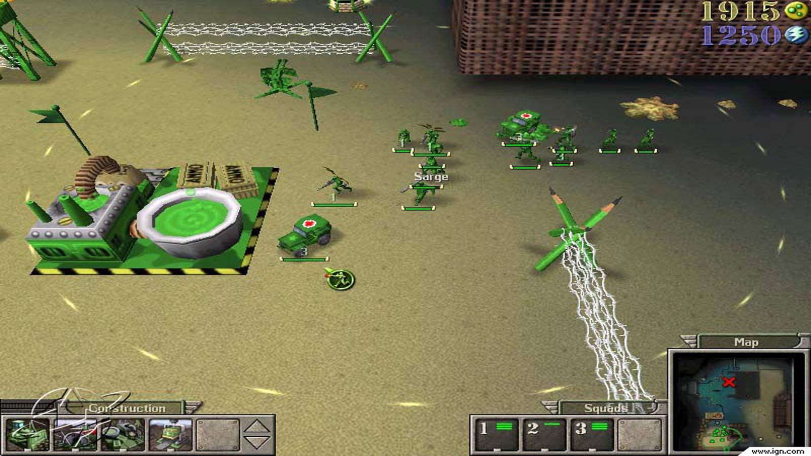 تحميل لعبة Army Men مضغوطة برابط واحد مباشر كاملة مجانا