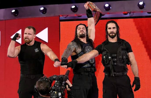 The Shield to destroy Brock Lesnar on Raw