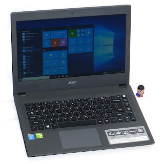 Laptop Gaming Acer E14 E5-473G Core i7 Double VGA