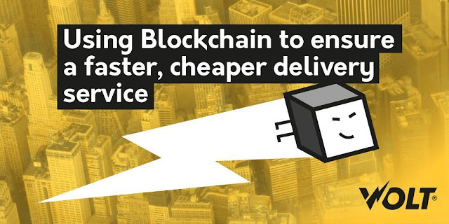 Blockchain Based P2P Delivery Platform VOLT to Start ICO Pre-sale on April 18