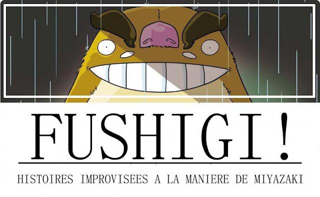 histoire improvisée selon Miyazaki