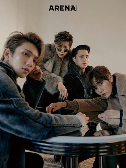 Seventeen Korean Boy Group