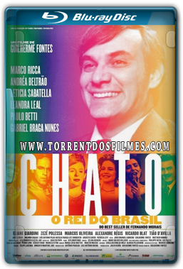 Chatô, o Rei do Brasil (2016) Torrent – Nacional WEB-DL 720p Áudio 5.1