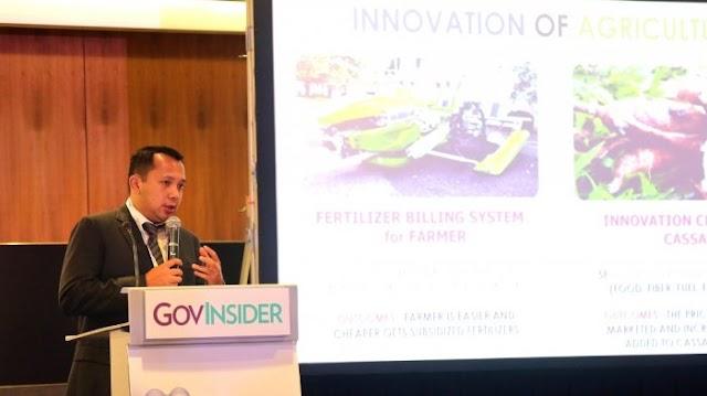 Tampil di Forum Internasional di Singapura, Gubernur Ridho Paparkan Pembangunan Lampung