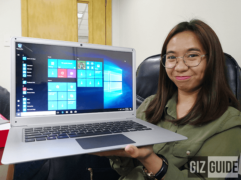 Kata X1 announced, a 14-inch Windows 10 laptop for PHP 9,990