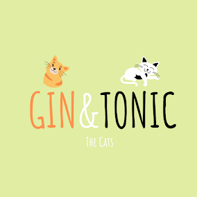 Gin and Tonic the cats